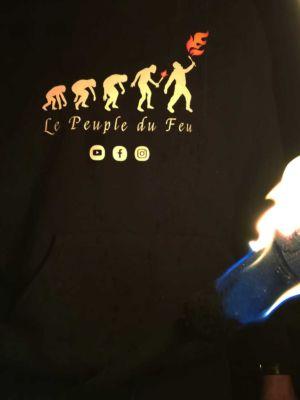 Le Peuple du Feu - Normandie - Spectacle - torche feu